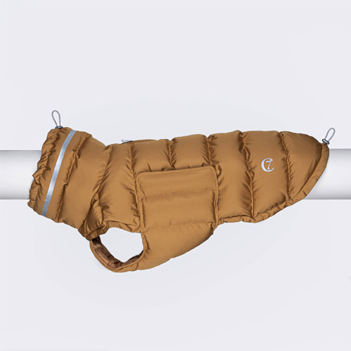 Dog Coat Alaska Camel
