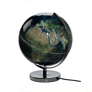 "City Lights 12"" Globe Light"