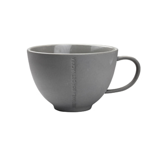 Stoneware Tea Cup (4 colors)